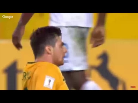 Australia 1 vs 0 Honduras (FIFA World Cup Qualifiers: Intercontinental Play-off Second-leg)