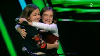 Mimi amp; Josefin  Radiohead  Creep  The Voice Kids 2019 (Germany)