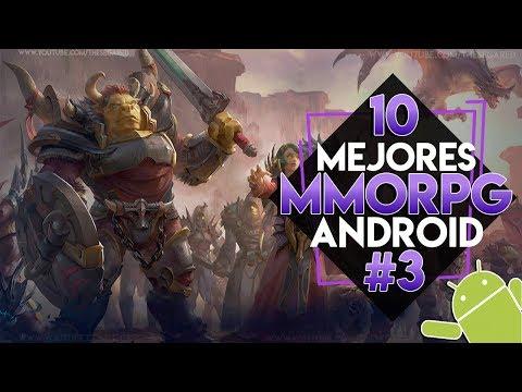 TOP Mejores Juegos MMORPG para ANDROID [#3] (GRATIS) 2019 | 🎮 Mejores Juegos MMO Free To Play! 🎮