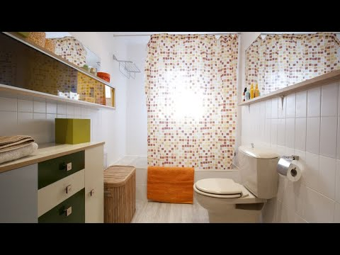 decogarden: reforma de baño sin obra - youtube - Ideas Para Decorar Un Bano Sin Obras