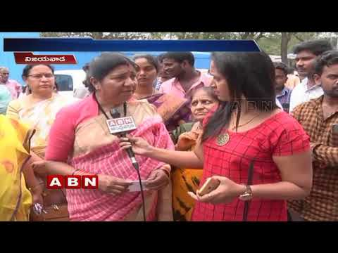 Women Commission Chairperson Nannapaneni Rajakumari Visits Agiripalli Victim Girl | ABN Telugu