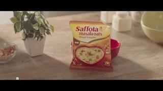 Saffola Masala Oats Pongal Surprise Telugu