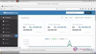 How to create Recurring Invoice on Invoice Ninja