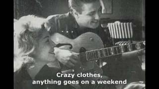 Watch Eddie Cochran Weekend video