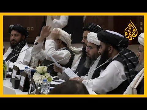 ???? ???? طالبان وواشنطن.. هدنة يليها توقيع اتفاقية سلام  - نشر قبل 14 ساعة