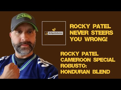 MrCigarEnthusiast Reviews The Rocky Patel Cameroon Special Robusto - Honduran Blend