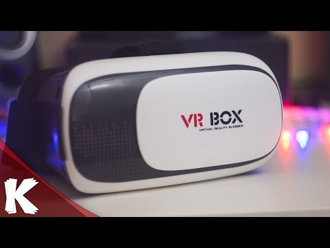 VR BOX V2 | VR Google Cardboard Headset Review