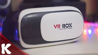 VR BOX V2 | VR Google Cardboard Headset Review(, 2016-03-27T01:09:01.000Z)