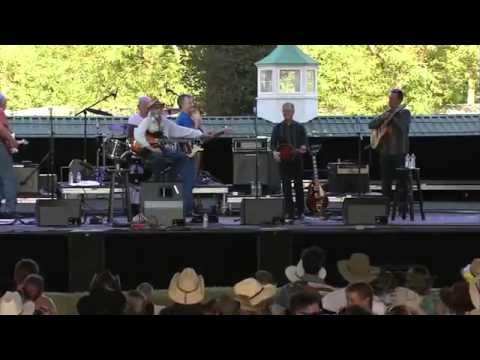 Don Williams live stage coach 2013