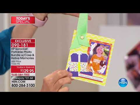 HSN | HP Electronic Gifts 10.22.2017 - 12 AM