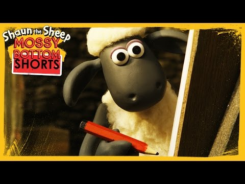 Duck Drawing - Shaun the Sheep [Full Episode]