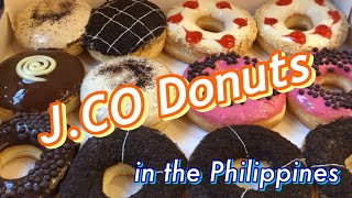 Download Video J.CO Donuts & Coffee SM Baguio Philippines MP3 3GP MP4
