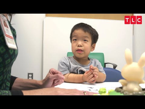 Will Klein's Speech Therapist Makes Their Time Together Fun | The Little Couple