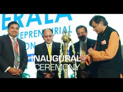 TiECON 2017:  Kerala -The Entrepreneurial Destination-Watch Highlights