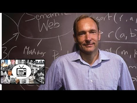 Sir Tim Berners Lee, Inventor of the World Wide Web. First Internet Connection 1990.