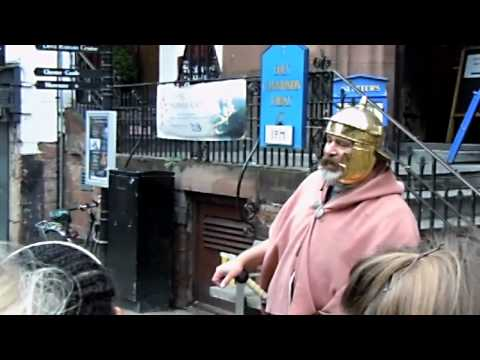 Tour Guide In Chester