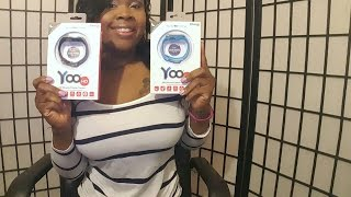 YOO HD Fitness Tracker Review and Giveaway