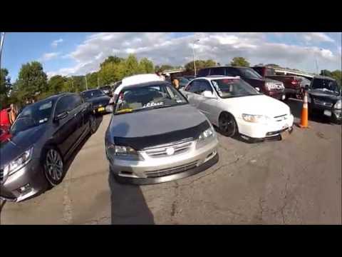 CRV vs ACCORD Stance Meet SUMMER 2014