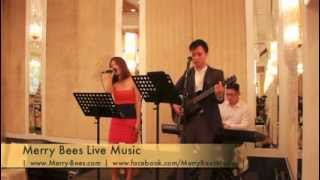 Merry Bees Live Music - Joy sings From This Moment