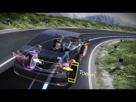Car Tech 101: Understanding rear-wheel steering