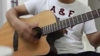 Bỗng dưng muốn khóc (Minh Thư)  - Guitar cover