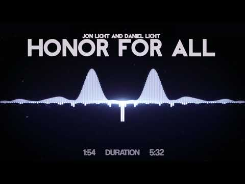 Jon Licht and Daniel Licht - Honor For All (Bass Boosted)