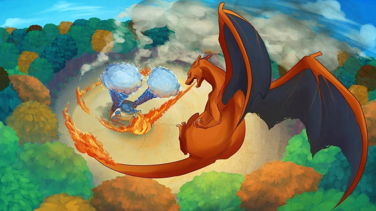 Your dragon how pokemon train to