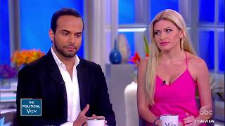 George Papadopoulos and wife Simona Mangiante discuss being questioned in Russia investigation