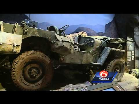 New WWII museum exhibit takes visitors on the road to Berlin