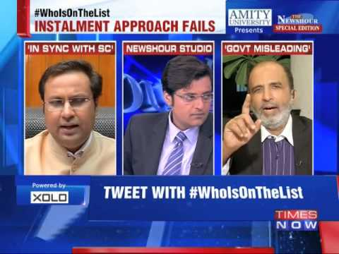 The Newshour Debate: All names tomorrow? - Part 1 (28th Oct 2014)