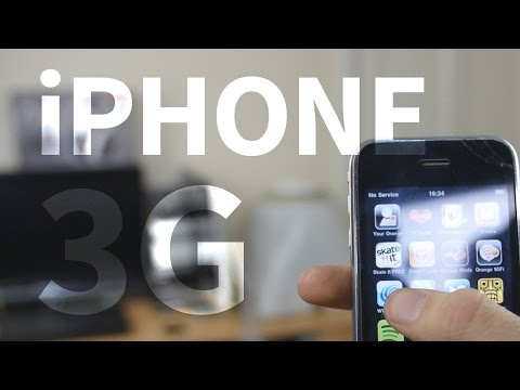 Owning an iPhone 3G in 2016 (4K)