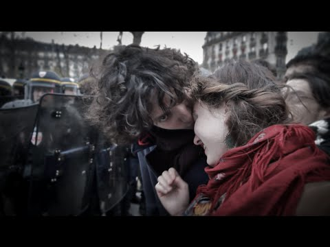 #COP21 : LA MANIFESTATION INTERDITE PLACE DE LA RÉPUBLIQUE