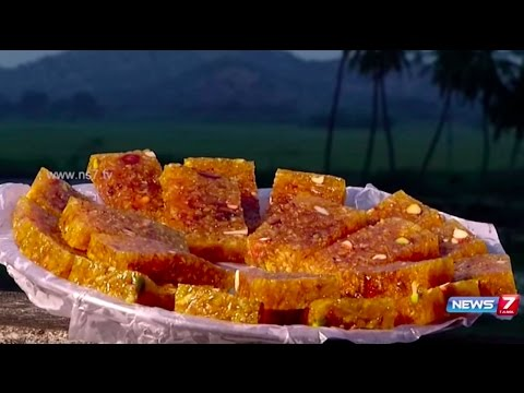 Sutralam Suvaikalam - Tirunelveli Traditional Foods | Aval Halwa | Jaggery Sweet recipes | News7