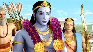 Ramayana The Epic - Tamil Kids Animated Movie