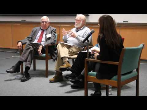 Panel discussion at the We're Golden Symposium - Oct. 28, 2014