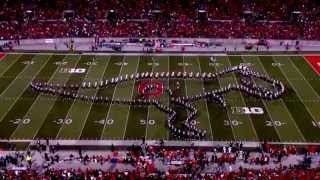 2013 Alabama State University ASU Marching Band Halftime Show vs. Jackson State University JSU