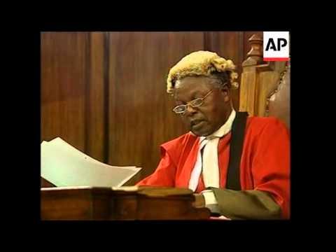 Judge postpones trial of Kenyans linked to bombings