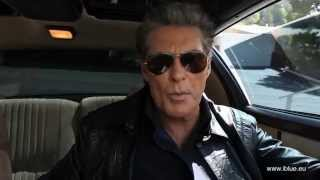 iBlue & David Hasselhoff: who needs a talking car??