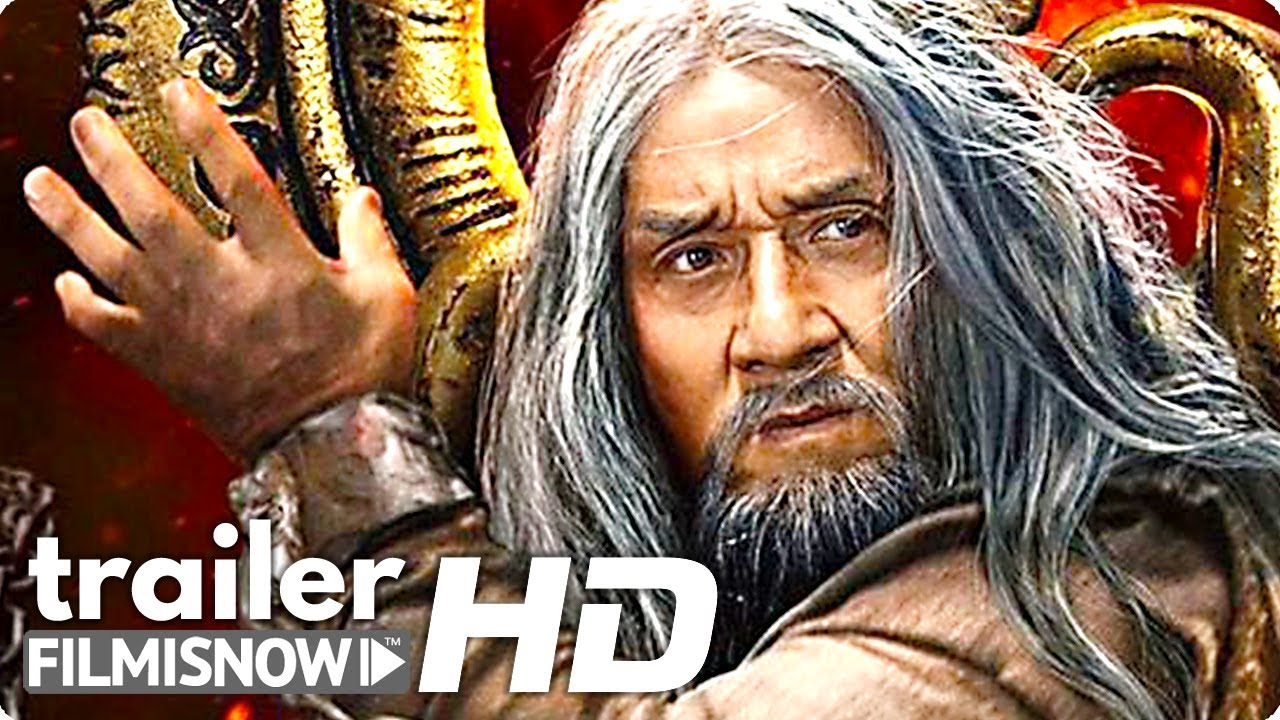 Download THE IRON MASK (2020) Trailer   Jackie Chan, Arnold Schwarzenegger Action Fantasy Movie