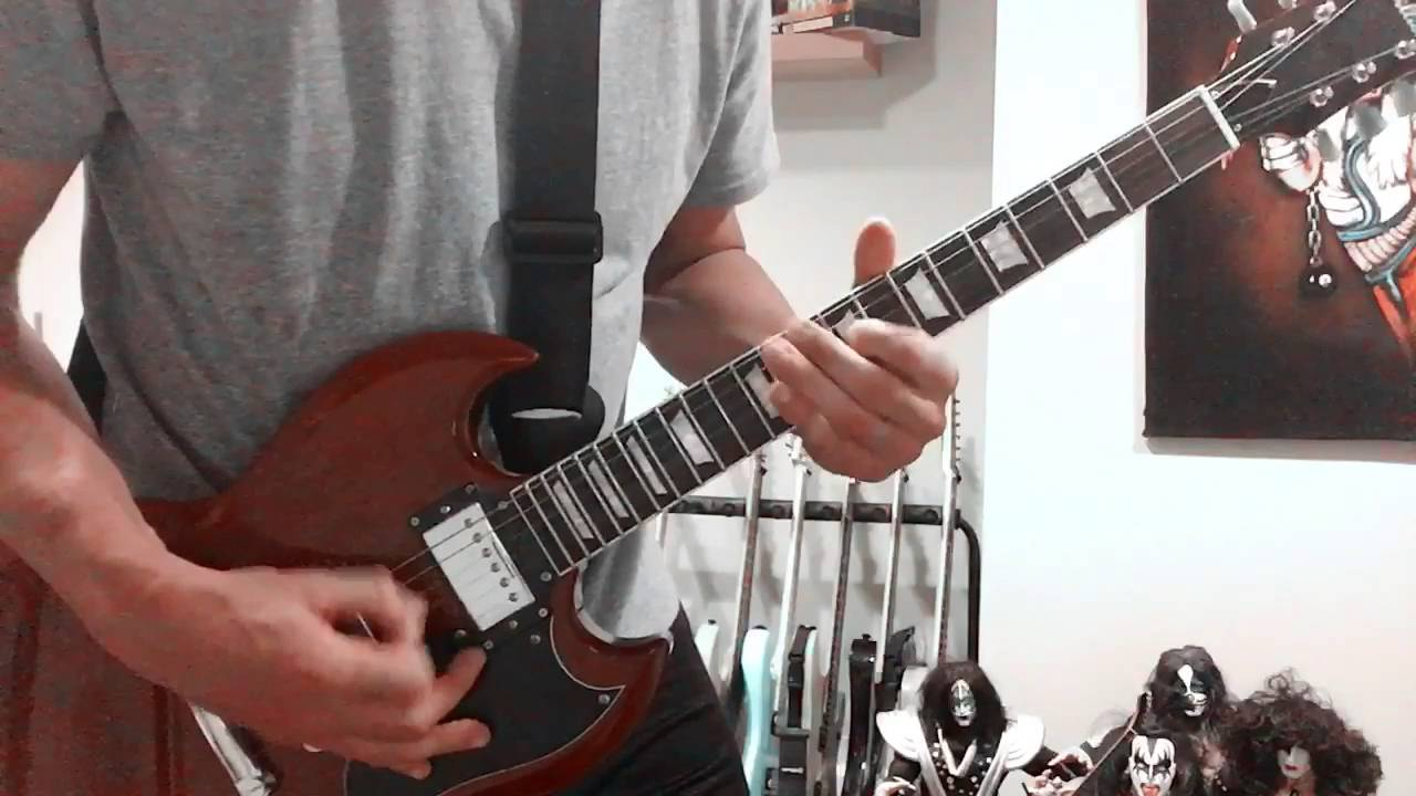 Guitar Cover Lady Picture Show Stone Temple Pilots Stp