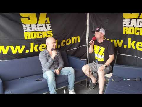 BFD (414) - Ed Kowalczyk of LIVE at BFD 2019 With Klinger