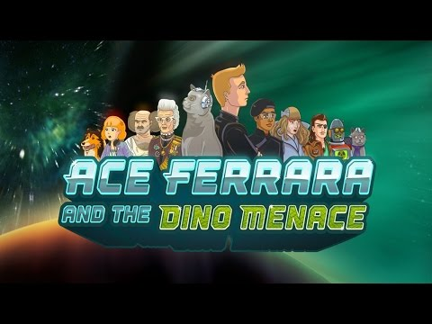 Ace Ferrara and the Dino Menace - Universal - HD Gameplay Trailer