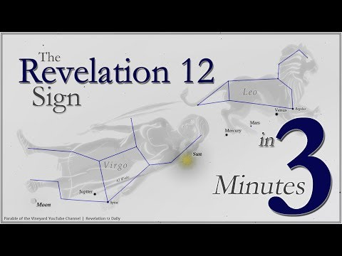 September 23rd 2017 in 3 Minutes!  The Revelation 12 sign What you NEED to know 9 23 2017