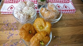 How to make Balushah / বালুশা Sweet Making