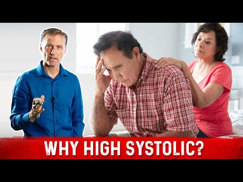 Why is my Systolic Blood Pressure High?