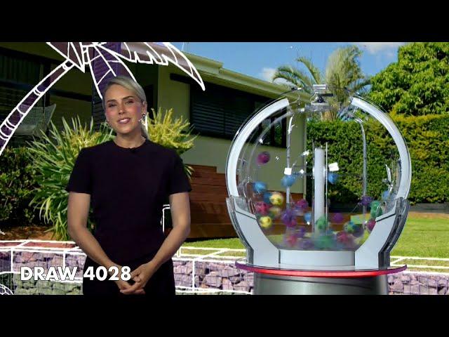 Monday & Wednesday Lotto Results Draw 4028 | Monday, 23 November 2020 | The Lott