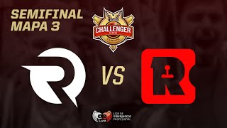 Origen vs Reason Gaming - Mapa 3 - Semifinal