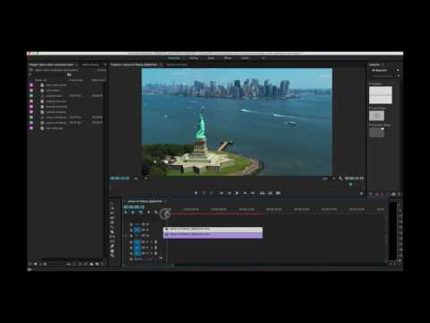 Motion Tracking in Adobe Premiere Pro (In Case You Didn't Know)