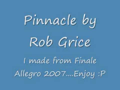 Pinnacle by Rob Grice
