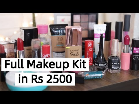 Affordable Bridal/Beginners Makeup